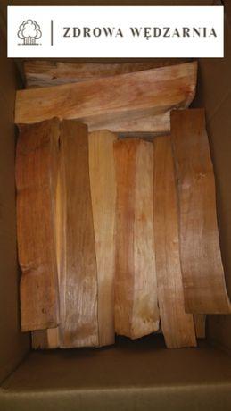 Drewno do wędzenia grilla olcha , buk , czereśnia ,wysyłka cały kraj