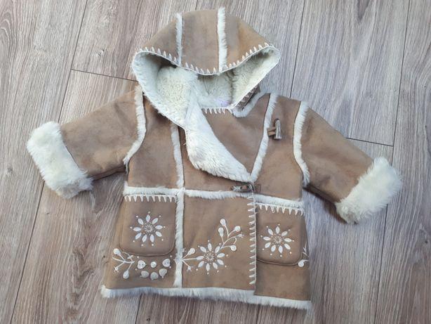 Kozuszek kurtka  zimowa