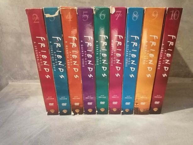 Série Friends para coleção!