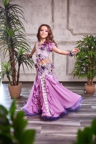 Восточный костюм платье платье для восточных танцев