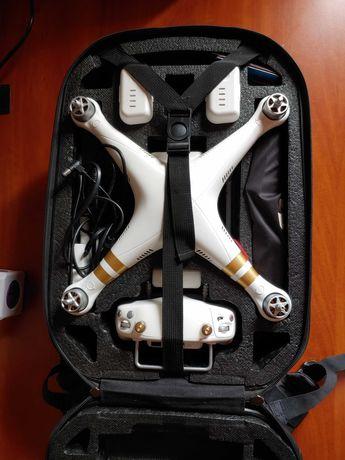 DJI Phantom 3 Pro на запчасти + рюкзак-черепашка для него