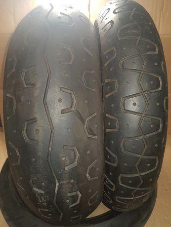 Pirelli Phantom Sportscomp Komplet opon 180/55/17 przód 120/70R17