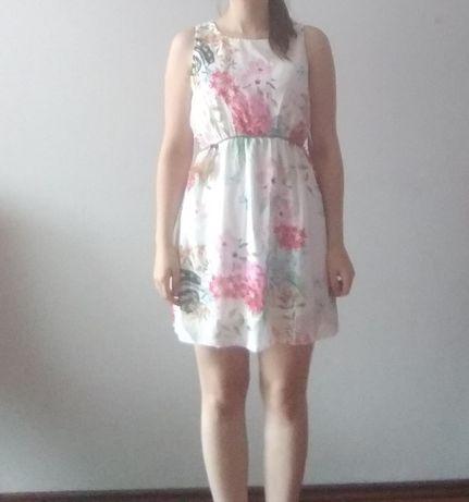 sukienka na lato, letnia, zwiewna