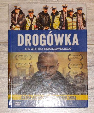 Drogówka film na DVD w oryginalnym pudełku