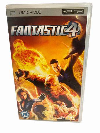 Fantastic 4  Psp Film Umd Video
