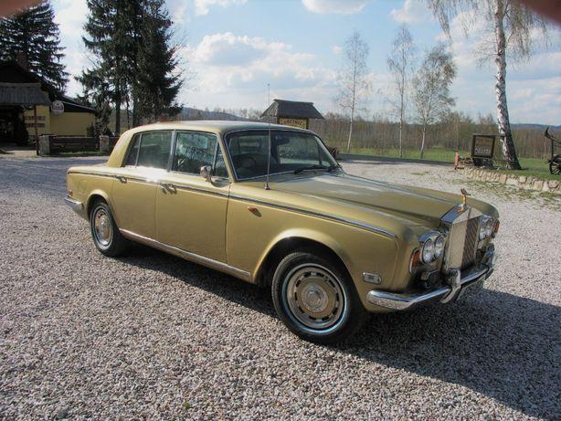 Rolls Royce Silver Shadow / 1976 r.