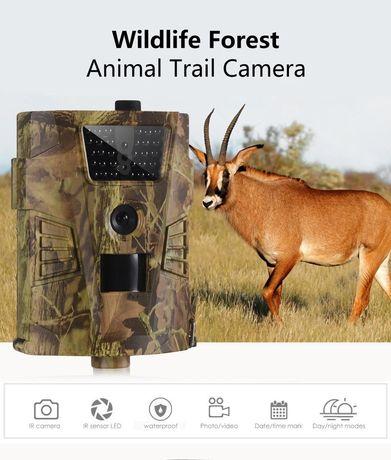 Фотоловушка HT001 B для тварин і охорони мини камера с датчиком движен