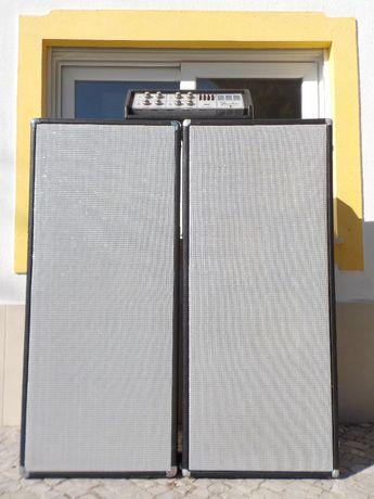 Colunas Fender S.S. PA Americanas, anos 60