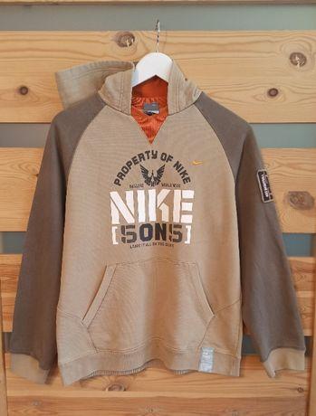Bluza hoodie Nike basket air force 1 vintage