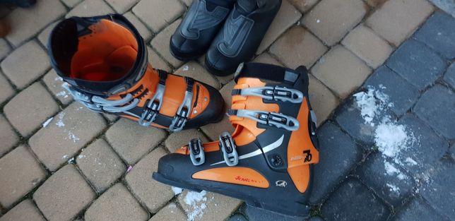 Buty narciarskie Nordica 29.5 skorupa 330mm