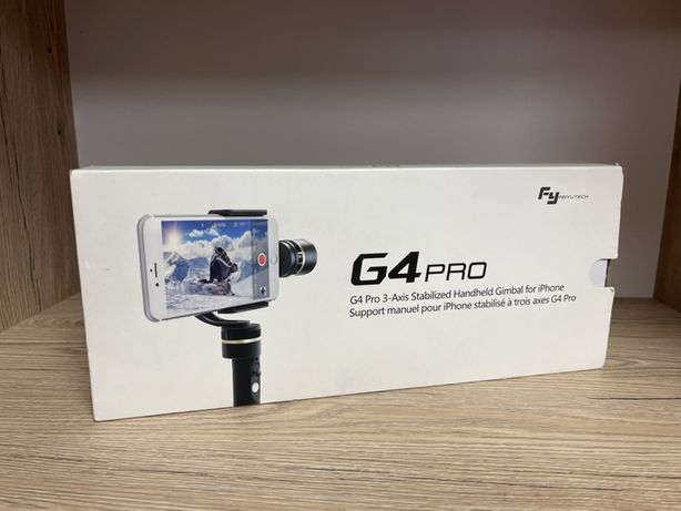 Gimbal Feiyu-Tech G4 PRO 3-Axis do Iphone Lombard ul.Rzgowska 12
