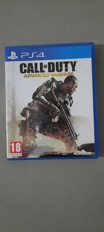 Jogo Ps4 Call of Duty - Advance Warfare