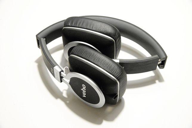 Przewodowe słuchawki VEHO Z8 czarne!