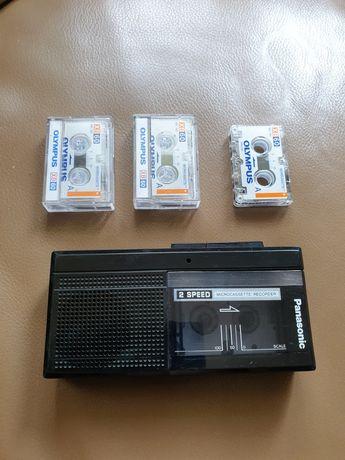 Panasonic dyktafon  microcasette recorder model RN-108
