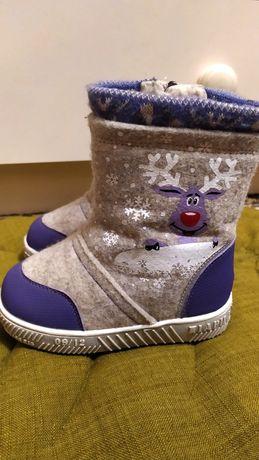Валенки Котофей, зимние ботинки