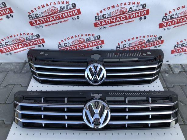 Решетка радиатора Volkswagen Passat B7 SEL USA ORIGINAL