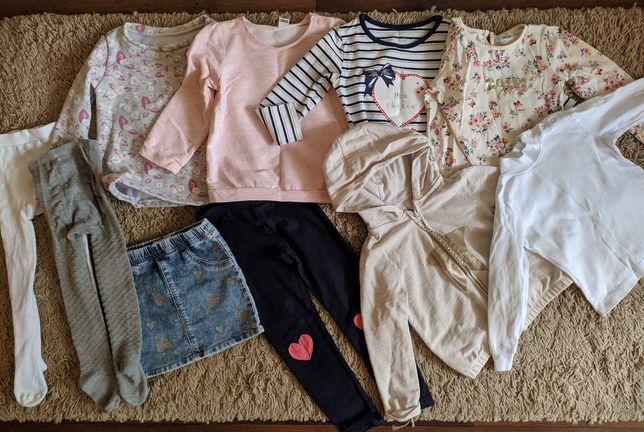 Пакет вещей для девочки на 2,5-4 года lc waikiki и gloria jeans