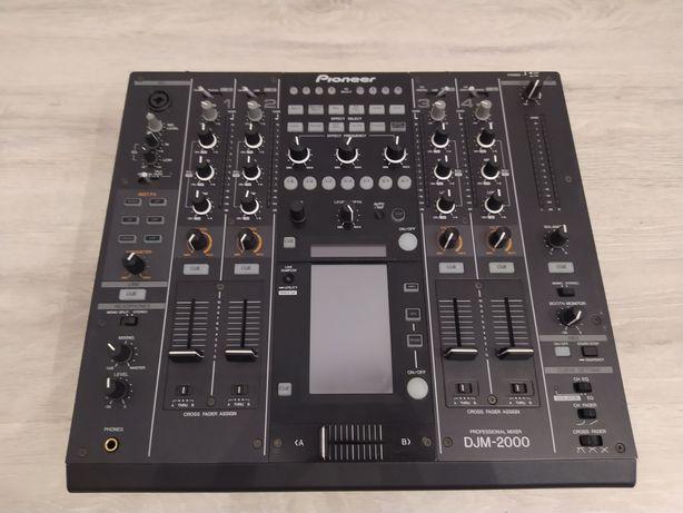 Mixer DJ Pioneer DJM2000 + Decksaver