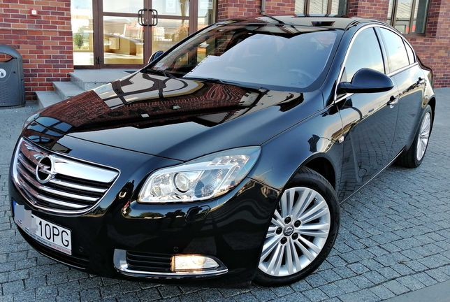 NÓWKA Opel Insignia Lift Alu 18 Led Bixenon Skóry Przeb.89 Salon Chrom