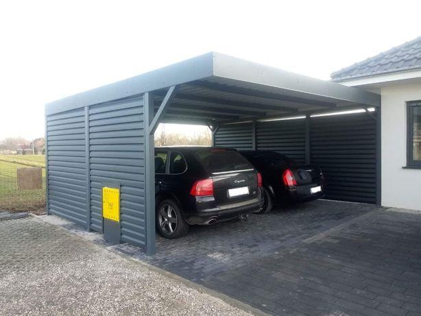 Wiata samochodowa garaż zadaszenie CARPORT