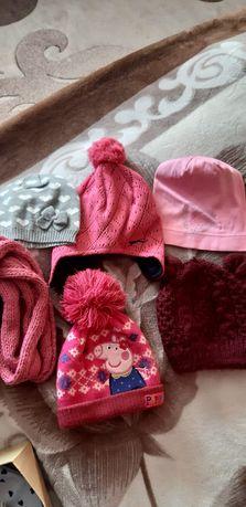 Дитячі шапочки 50гр за всі