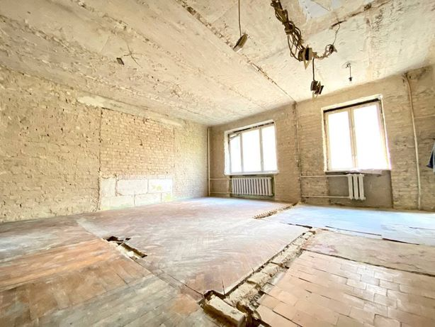 2-комн., 43.8 m² — Дарницкая площадь, м. Дарница, просп. Юрия Гагарина