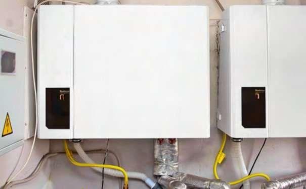 котел газовый Buderus Logamax plus GB112 конденсационный