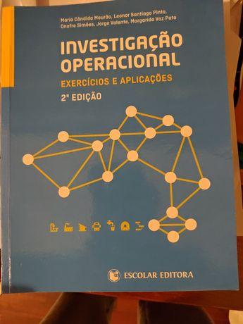 Livro investigação operacional