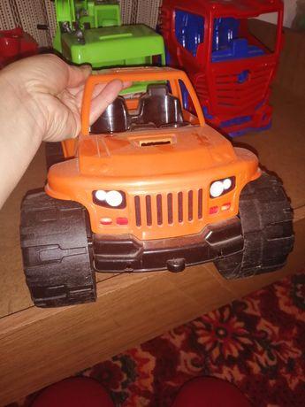 Дитяча машинка для хлопчика