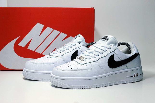 (510) ЗИМА Кроссовки Nike Air Force 1 (41-46) - Зимние, найки, на меху
