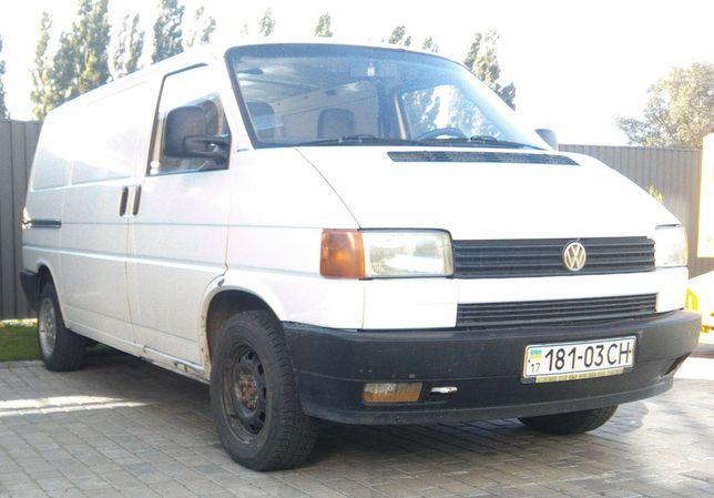 Volkswagen Т-4 2.4 дизель
