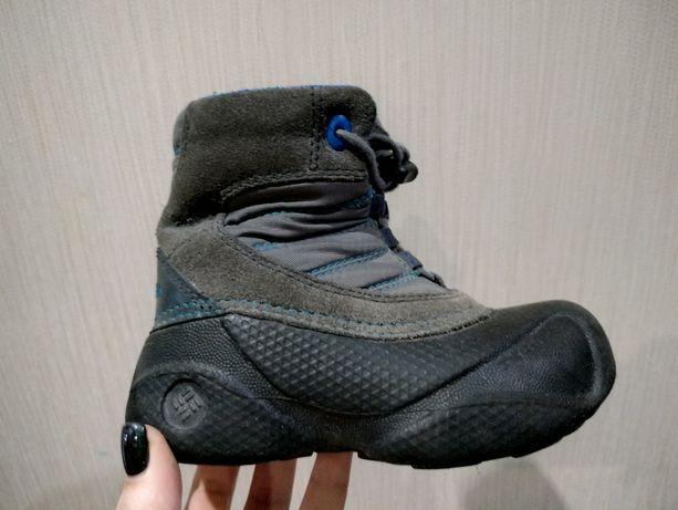 ботинки Columbia 24 размер