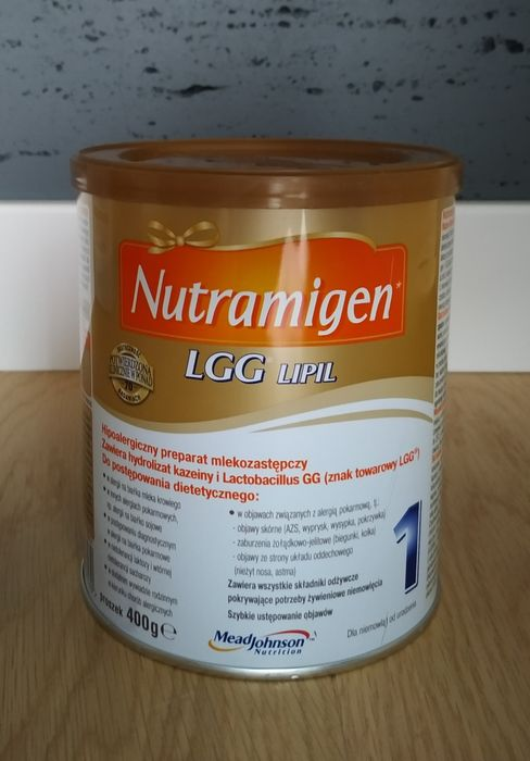 Nutramigen lgg 1 Bronów - image 1