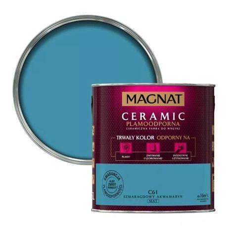 Farba Magnat Ceramic szmaragdowy akwamaryn 2,5 l  4.4