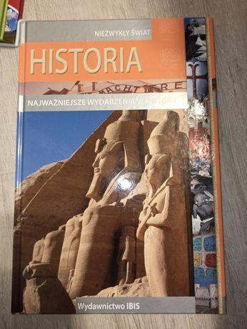 Książka - Niezwykły Świat Historia