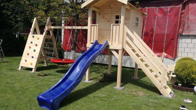 Domek dla dzieci, plac zabaw