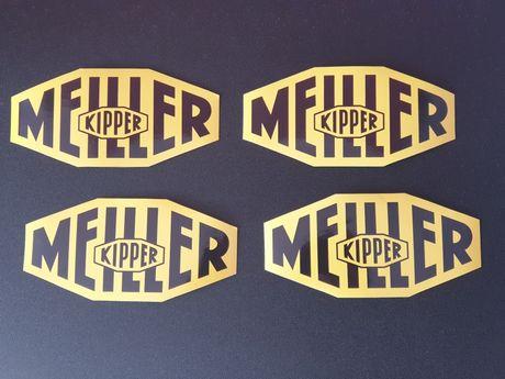 Naklejki Meiller KIPPER