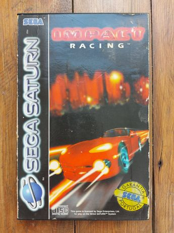 JOGOS SEGA SATURN - Tunnel B1   Impact Racing   Grid Run - completos