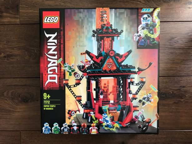 LEGO Ninjago 71712 Imperialna Świątynia szaleństwa - NOWE