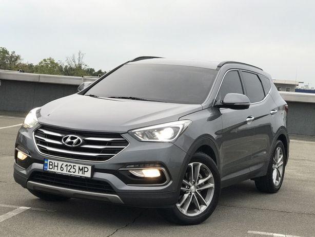 Hyundai Santa FE 2016р.