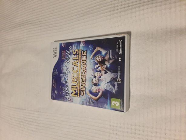 Andrew Lloyd Webber: Musicals sing and dance - gra Wii