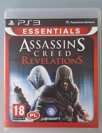 Gra ps3 Assassins Creed Revelations
