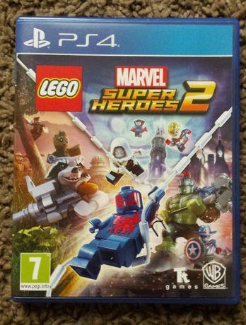 Gra na Ps4 - Super Heroes 2