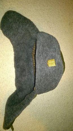 sprzedam czapkę zimową uszatkę