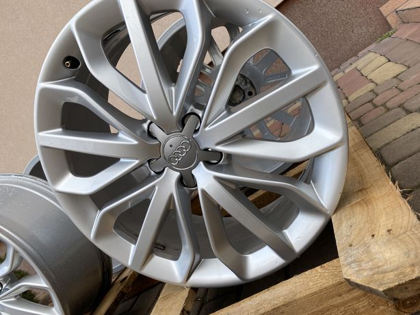 Oryginalne alufelgi 19 Audi Q5, A5,A6. ET 33. 5x112