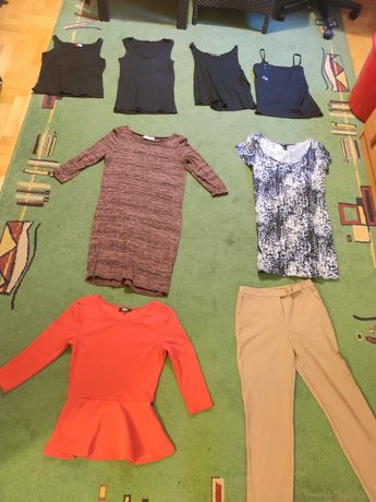 Mega Paka Ubrań 38/40 M/L,h&m, reserved,cross jeans,bik bok,tally wejl