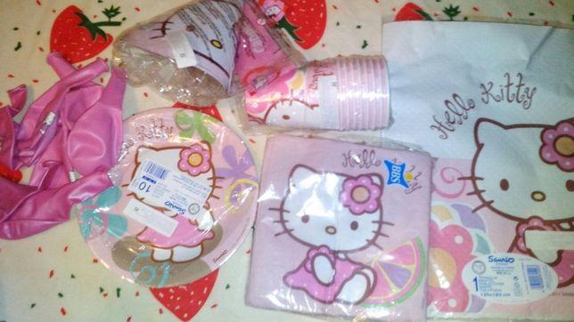 Kit aniversario Hello Kitty