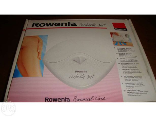 Depiladora Rowenta - Perfectly Soft