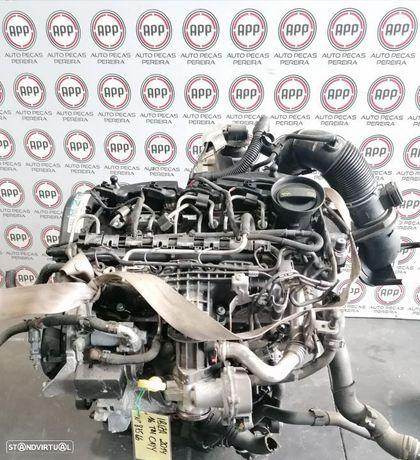 Motor Seat Ibiza 6J 1.6 TDI, ref CAYY, aproximadamente 86 000 kms.
