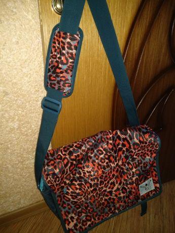 молодежная сумка через плечо Chiemsee школьная для института